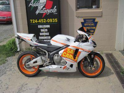 2006 Honda CBR 600RR (CBR600RR) Sport Motorcycles Harmony, PA