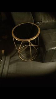 Gold Accent Tables