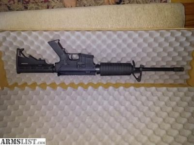 For Sale: AR 15 (7.62x39)