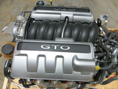Buy 05 06 GTO 6.0 ENGINE TRANSMISSION PULLOUT LS2 PONTIAC LSX STREET ROD 27K 6SPD motorcycle in Booneville, Mississippi, US, for US $7,499.99