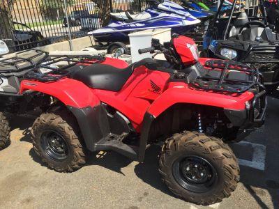 2015 Honda FourTrax Foreman Rubicon 4x4 DCT EPS ATV Utility ATVs Castaic, CA