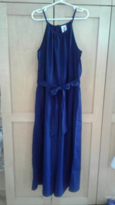 Kids sz 12 navy jumpsuit