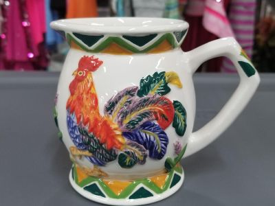Rooster Creamer Cup
