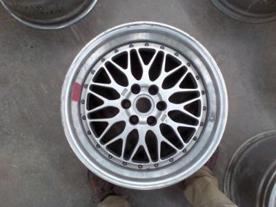 Purchase DODGE VIPER Wheel 18x13 BBS RACE WHEEL COMP COUPE? 3 PC motorcycle in Eagle River, Wisconsin, United States, for US $1,300.00