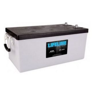 Purchase A Pair of LifeLine GPL-8DA AGM Deep Cycle Marine / RV Batteries 255Ah motorcycle in Kansas City, Missouri, United States, for US $1,339.90