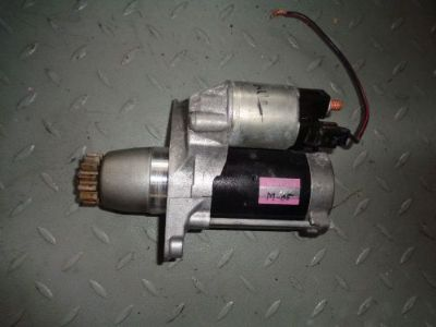 Buy Toyota 2AZ-FE Camry 02-06 4cyl Automatic Transmission Starter Motor motorcycle in Atlanta, Georgia, United States, for US $65.00