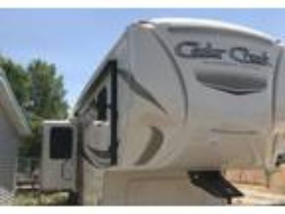 2016 Forest River Cedar-Creek-Silverback 5th Wheel in Green River, WY