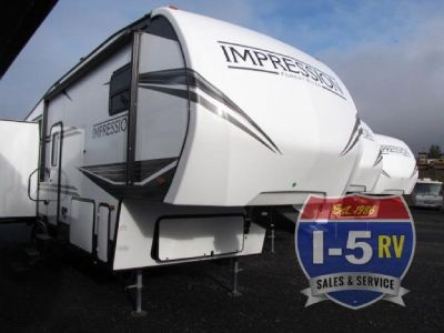 New 2018 Forest River RV Impression 26RET