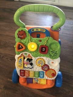 Vetch sit to stand learning walker