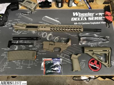 For Sale/Trade: FDE 300 AAC BLK OUT