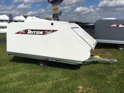 2018 Triton Trailers XT11-101 SQ Trail/Touring Sport Utility Trailers Appleton, WI