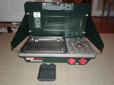 Coleman Grill Stove