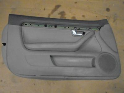 Purchase AUDI 2002-2005 A4 B6 1.8 CONV CABRIOLET DRIVER SIDE INTERIOR DOOR PANEL OEM GRAY motorcycle in Aurora, Colorado, United States, for US $150.00