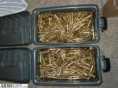For Sale: 1400 rds 7.62x51 308 Premium Lake City ammo