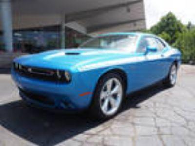 2018 Dodge Challenger Blue, new