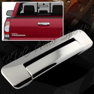 Sell For 2005-2015 Toyota Tacoma Mirror Chrome Rear Tailgate Handle Cover Cap Kit motorcycle in Walnut, California, United States