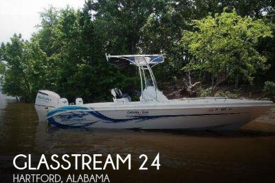 2017 Glasstream 240CC