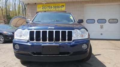 2005 Jeep Grand Cherokee Limited (Midnight Blue Pearl)