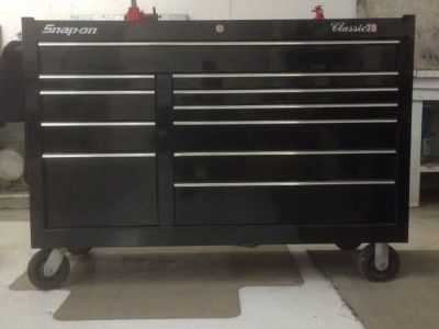 Snap-On Classic 78 Roll Cab Tool Box