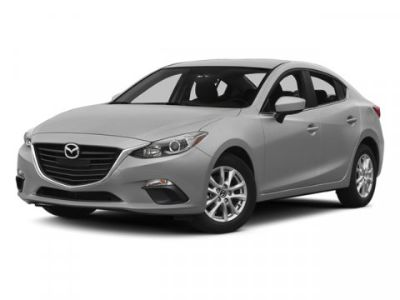 2014 Mazda Mazda3 i Touring (Soul Red Metallic)
