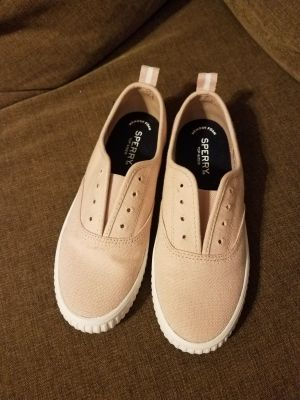 Sperry shoes. New with tags. Blush color
