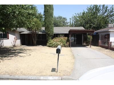3 Bed 1 Bath Foreclosure Property in Madera, CA 93637 - Parkwood Ave