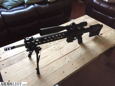 For Sale/Trade: AR-15 Seekins Pricision
