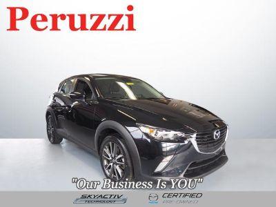 2017 Mazda CX-3 Touring (jet black mica)