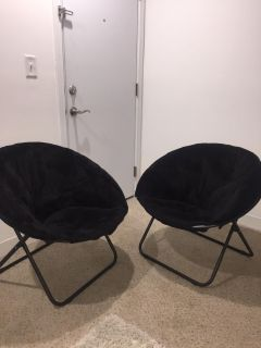 Disk Chairs