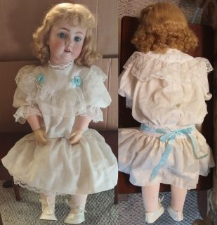 "Walkure 31"" German Doll - 1905"