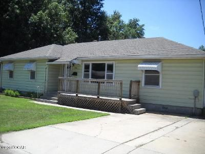 3 Bed 1 Bath Foreclosure Property in Columbus, KS 66725 - Goode Ave