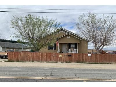 4 Bed 1 Bath Preforeclosure Property in Taft, CA 93268 - N Lincoln St