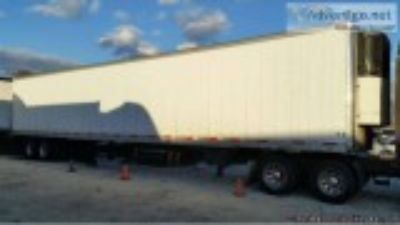 Utility Reefer Trailer - RTR -
