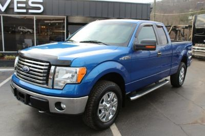 2011 Ford F-150 4WD SuperCab 145 XLT