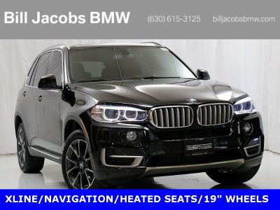 2017 BMW X5 xDrive35i (Jet Black)