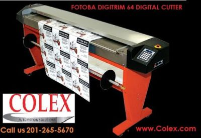 Top Flatbed Cutter | Colex Sharpcut Flatbed Cutter