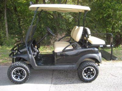 2015 Club Car Precedent i2L Electric Side x Side Golf Carts Kerrville, TX