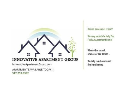Denied credit? We may be able to help you rent an apartment home!