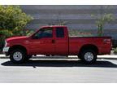 Ford F-250 Extended Cab 2002
