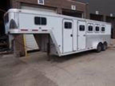 2000 Featherlite FL8541-4H 4 horses