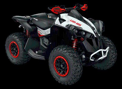 2018 Can-Am Renegade X xc 850 Sport ATVs Dansville, NY