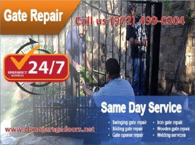 Get Effective Discount on New Garage Door Spring Repair Plano, Dallas TX @ Starting $25.95