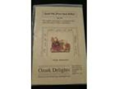 Ozark Delights Quilt Pin Kit kitty cat sewing craft project