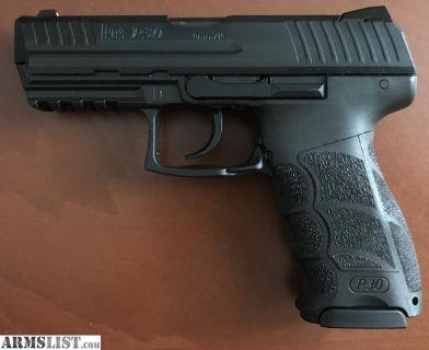 For Sale/Trade: HK P30 9mm LEM model