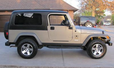 Clean Title 2005 Jeep Wrangler Rubicon