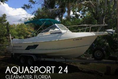 1998 Aquasport 225 Explorer