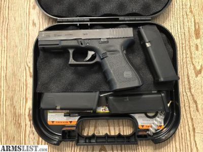 For Sale: G19 Gen 4