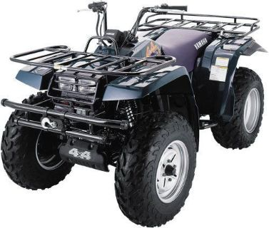 Buy WARN WINCH MNTG KIT BIG BEAR Fits: Yamaha YFM350FW Big Bear 4x4 28876 motorcycle in Loudon, Tennessee, United States, for US $94.99