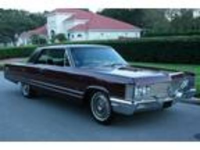 1968 Chrysler Imperial Crown Coupe Factory 440
