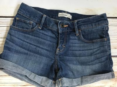 Abercrombie Jean Shorts Size 16